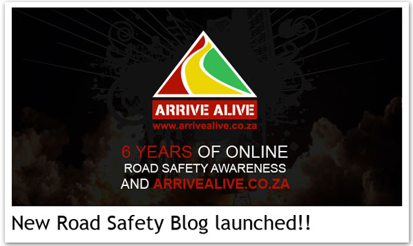 Road Safety Blog launched!!