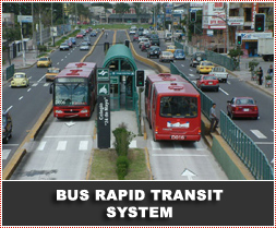 Important week ahead for Bus Rapid Transit System [ BRT]