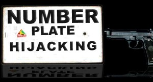 Be aware of number plate hijacking!