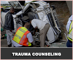 Family and friends of accident victims need to know about trauma counseling