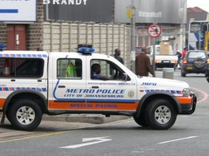 Request for traffic enforcement on R55