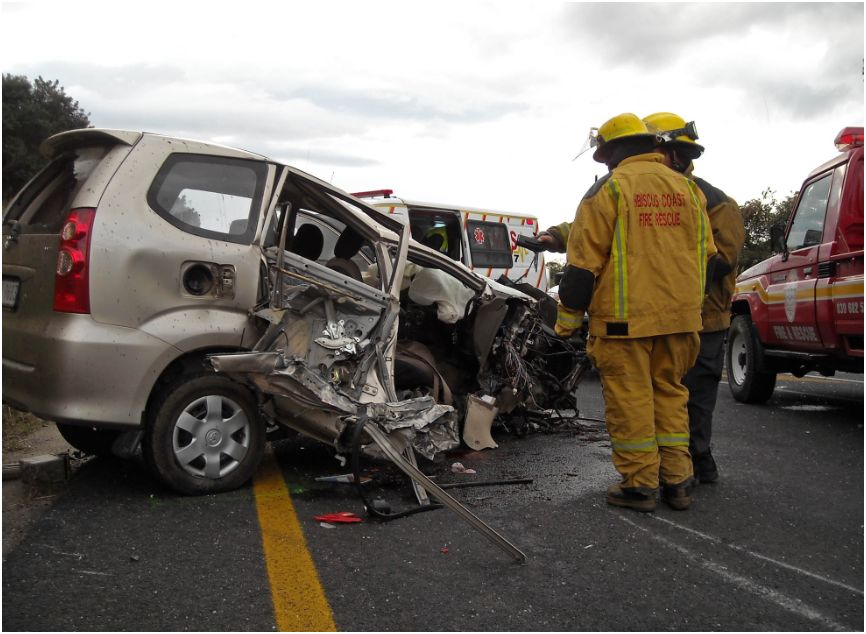 Motorist in fatal accident with sand truck near Leisure Bay