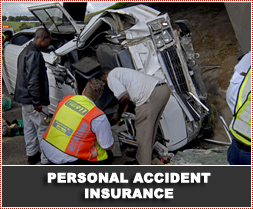 We could expect a shift towards more Personal Accident Insurance