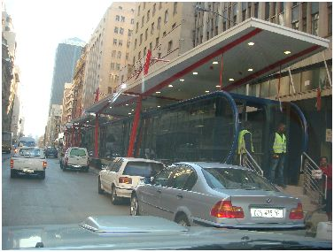 Taxis blamed for not showing good faith in BRT discussions.