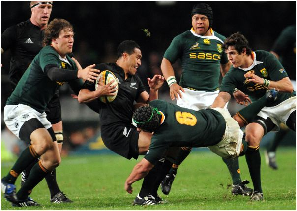 Springbok rugby is all about commitment!!