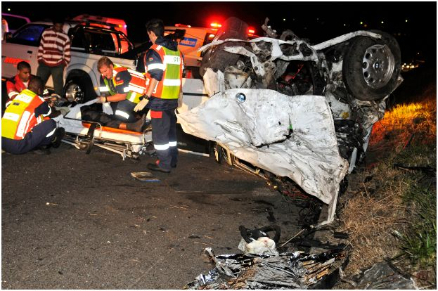 2 Die in Sunday evening accident on N2