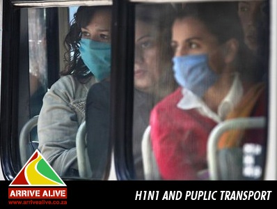 H1N1 / Swine Flu love public transport!