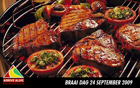 May we celebrate our heritage with a good braai!
