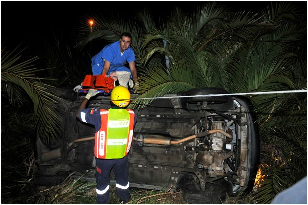 Female driver seriously injured on N2 near  Durban Airport