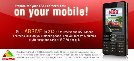 Is the K53 License Test under threat?!