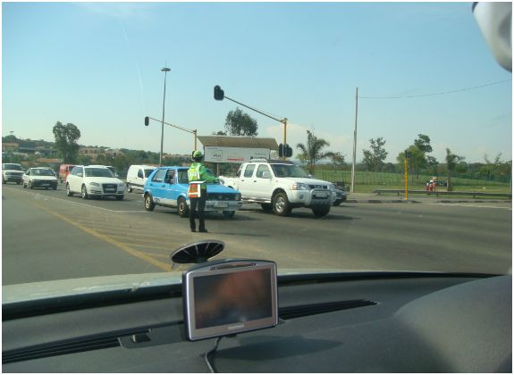 Faulty traffic lights blamed for accident on the N2