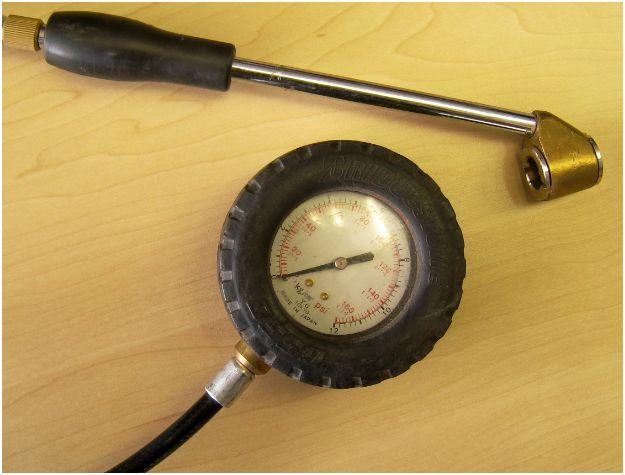 Inaccurate tyre gauges cost money