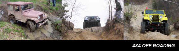 Road Safety awareness efforts should include 4x4 driving!