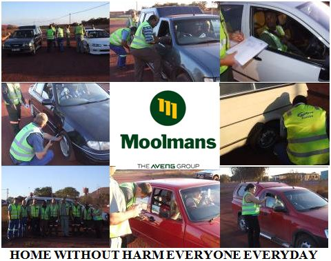 Moolmans Mining provides feedback on safety campaign
