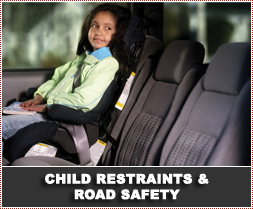 Car seats save toddlers in N3 accident