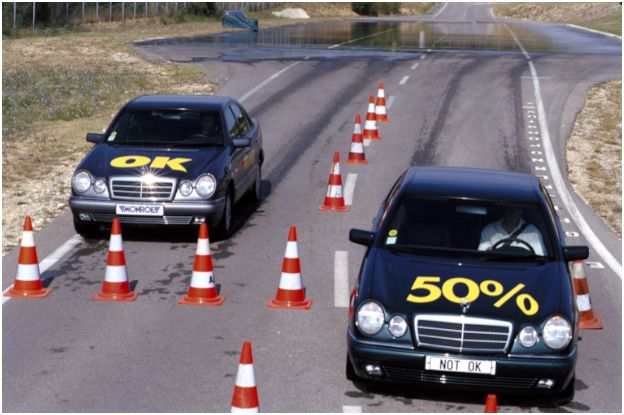Shock absorbers can make the road a safer place