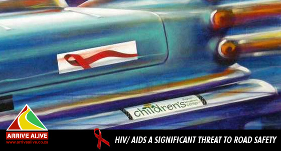 Road Safety message for World Aids Day