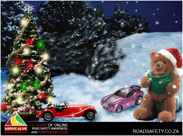 Christmas Wishes to all Road Users!!