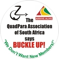 Buckle-up drive enlists the wheelchair-bound