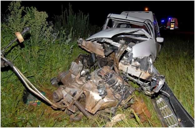 6 injured in collision near Tembisa