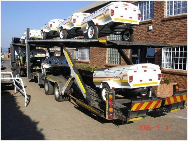 Towing a trailer can help stop overloading!