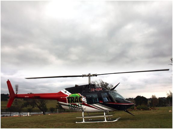 TRAC Assist Emergency Helicopter