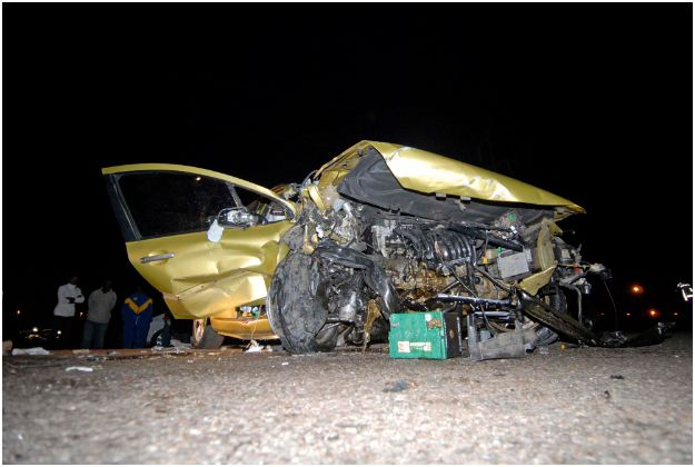 2 Die in Horror accident