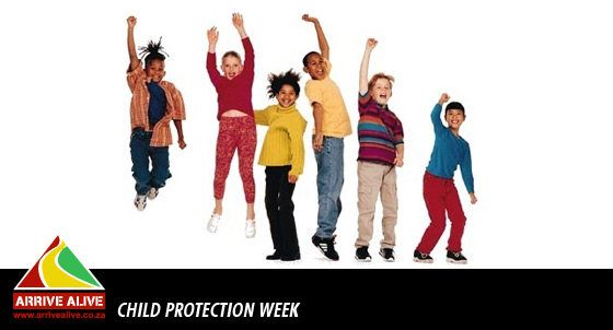 ER24 alerts to Annual Child Protection Week in South Africa