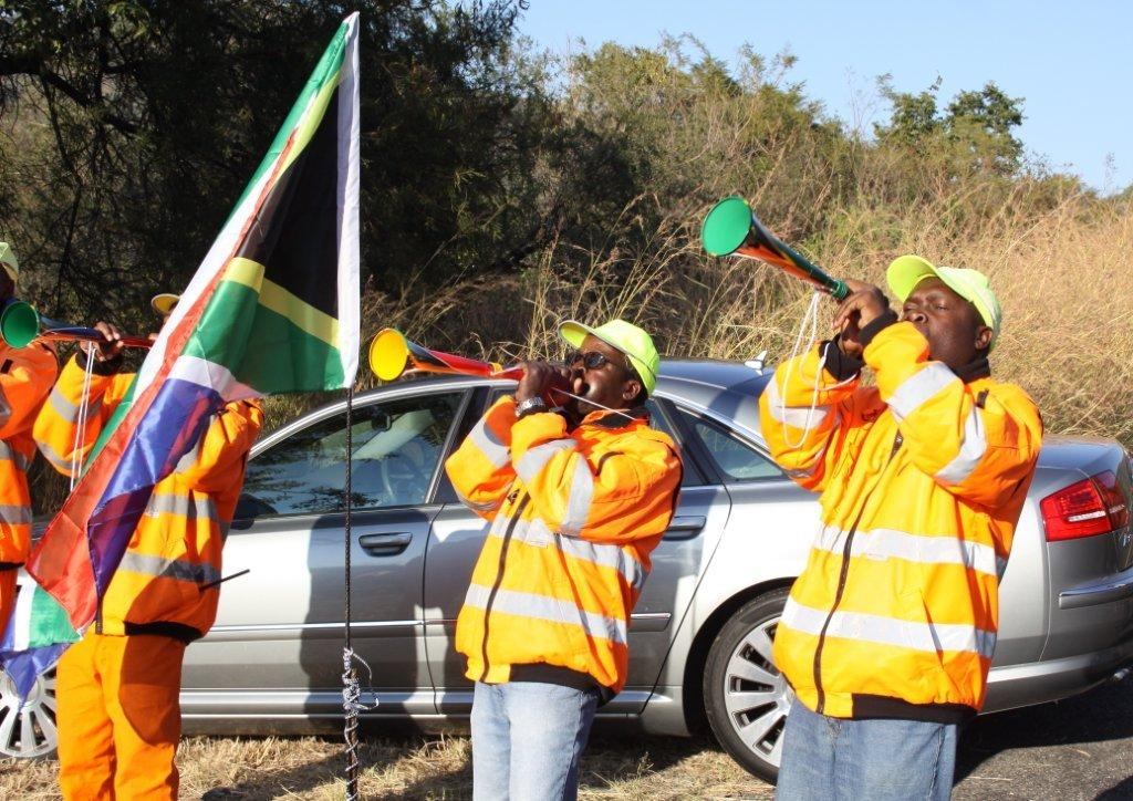 TRAC welcomes visitors to South Africa's world-class national roads