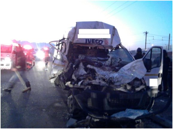 23 Injured from 2 Collisions in Cape