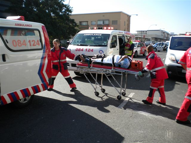 8 Injured After 2 Minibus Taxis Collide in Goodwood