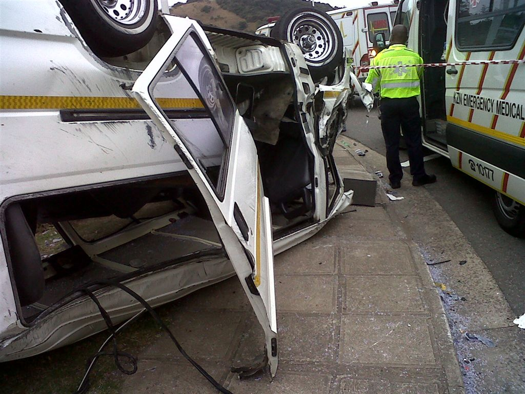 Taxi Accident Leaves School Children Injured