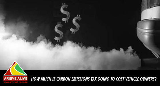 What does NAAMSA say about the new CO2 vehicle emissions tax?