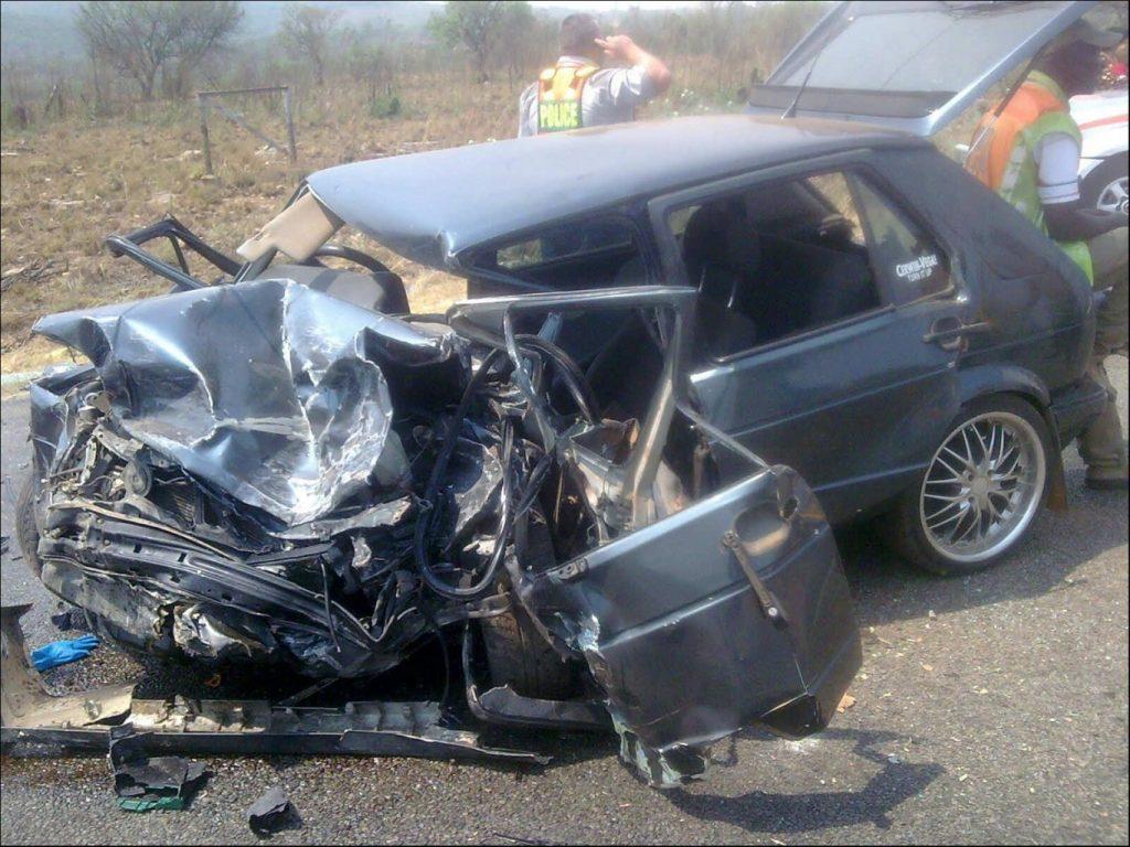 2 die and 5 injured in Diepsloot smash