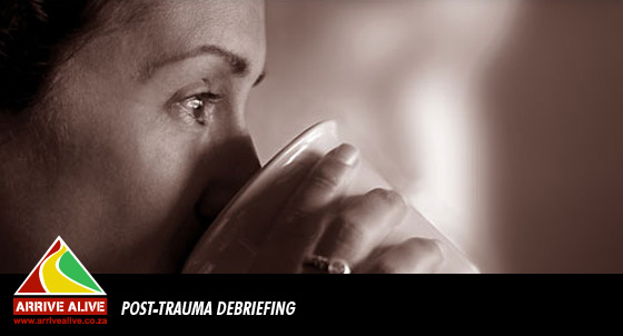 What do we need to know about post trauma -debriefing?