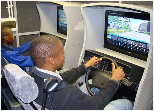 Simulator helps disadvantaged learner drivers