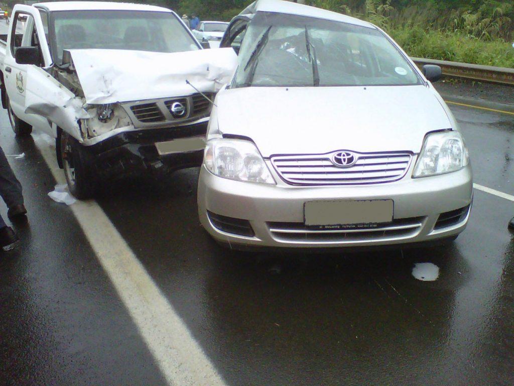 Man Killed in Side Impact Collision in Pietermaritzburg