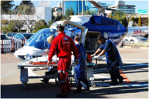 ER24 and Dicovery partner in providing trauma counselling to Discovery Health Members