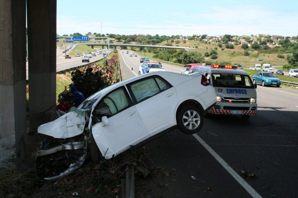 Police Officer Injured In Accident on N3