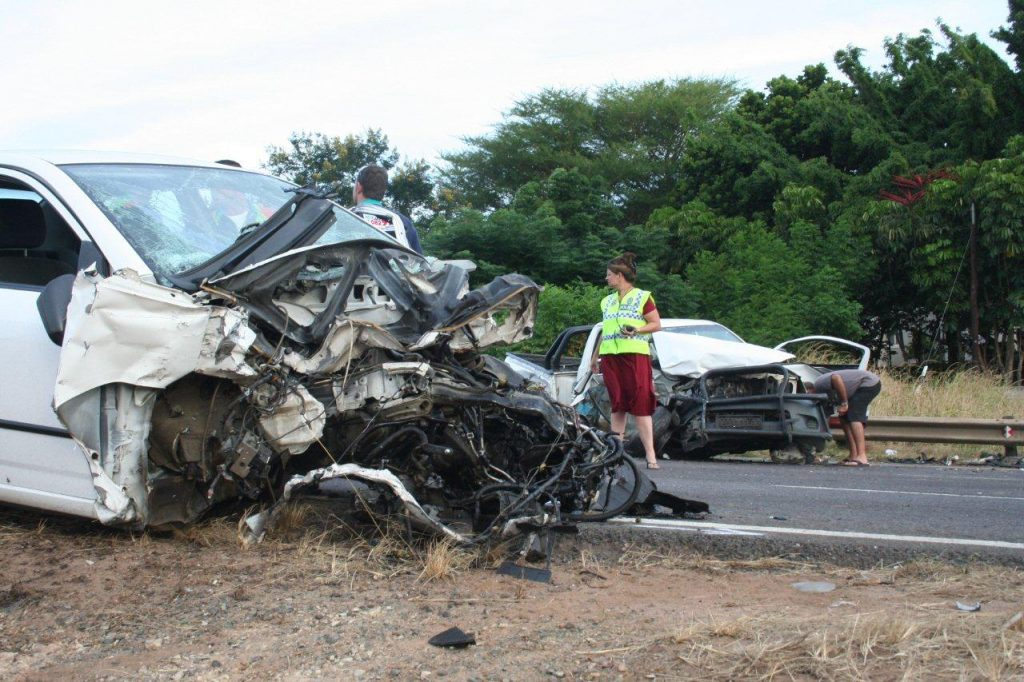 Collision Leaves One Dead, Another Critical on N2