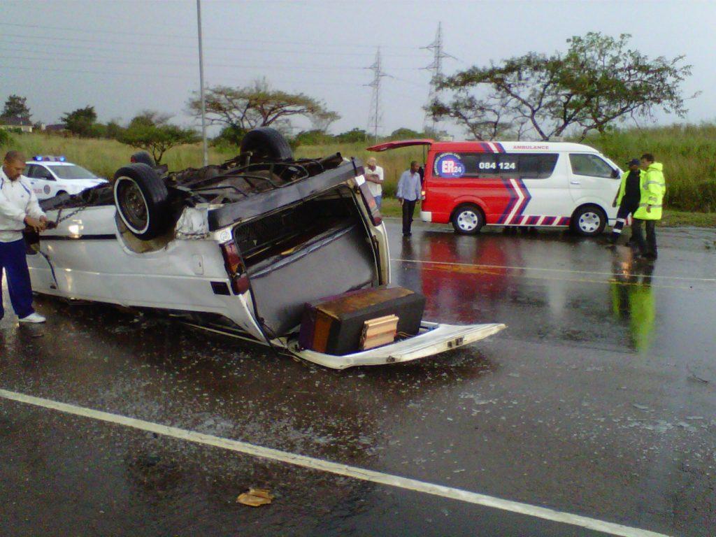 School Children Injured In Taxi Accident