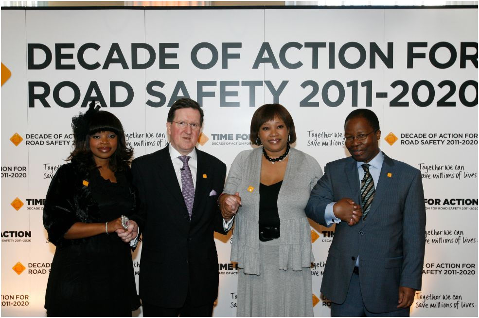 Zenani Mandela Road Safety Scholarship to focus on creating awareness