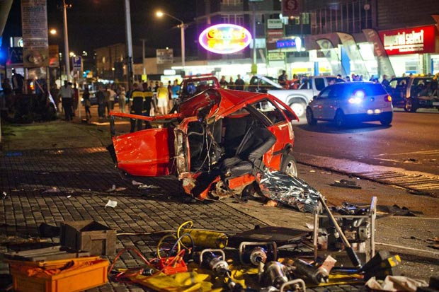 Tshwane authorities to probe drag racing after horrific crash