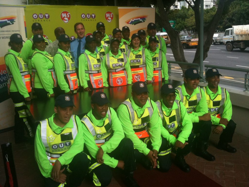 OUTsurance announces expansion of Pointsmen Initiative into Cape Town