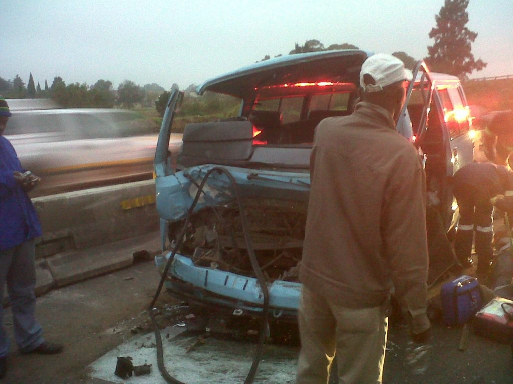 N12 Atlas Road Taxi Accident