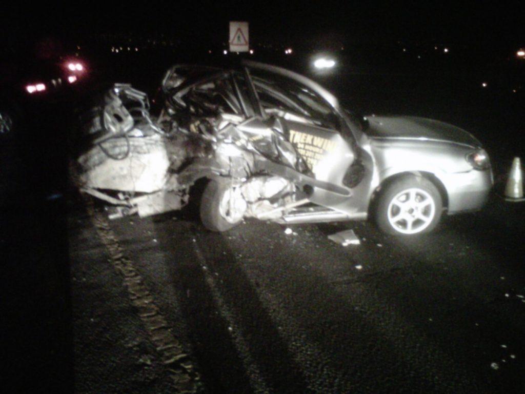 Driver killed in N3 accident near Market Road in Pietermaritzburg