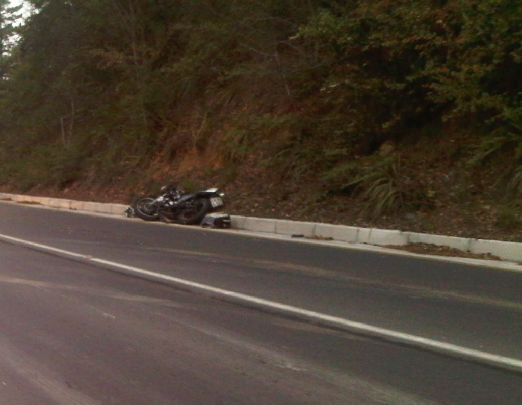 Motorcyclist Injured in Constantiaberg