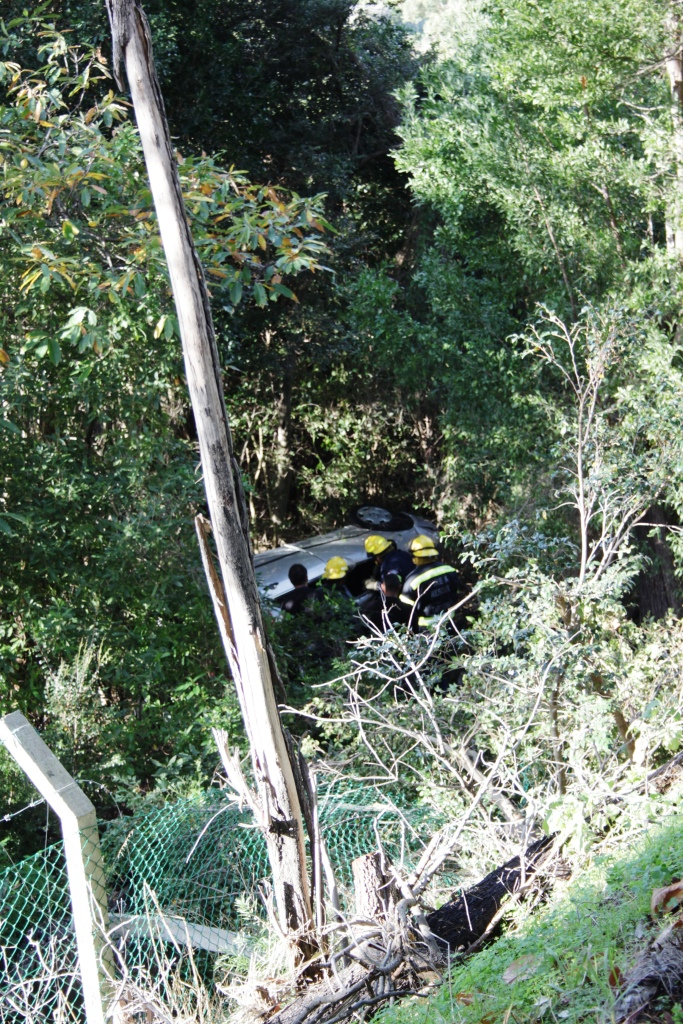 One person dies in serious collision near Kirstenbosch botanical gardens