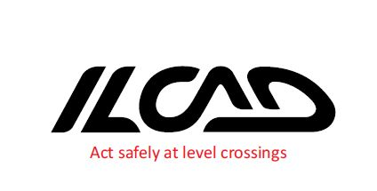 Act safely at level crossings!