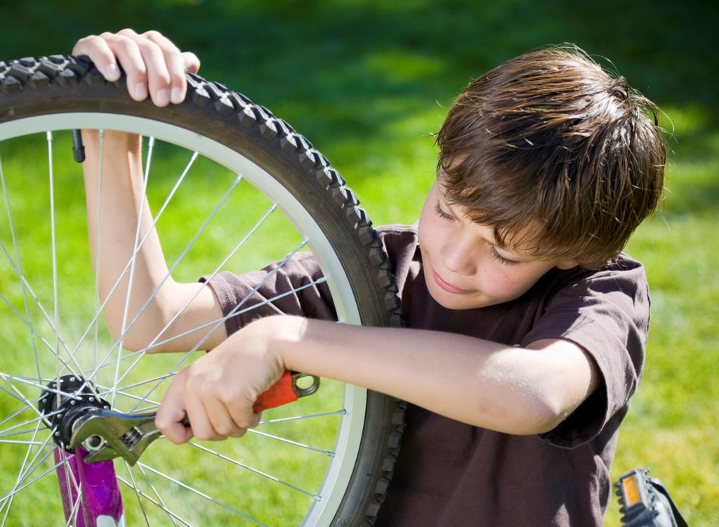 Parents urged to Teach Children Good Tyre Habits
